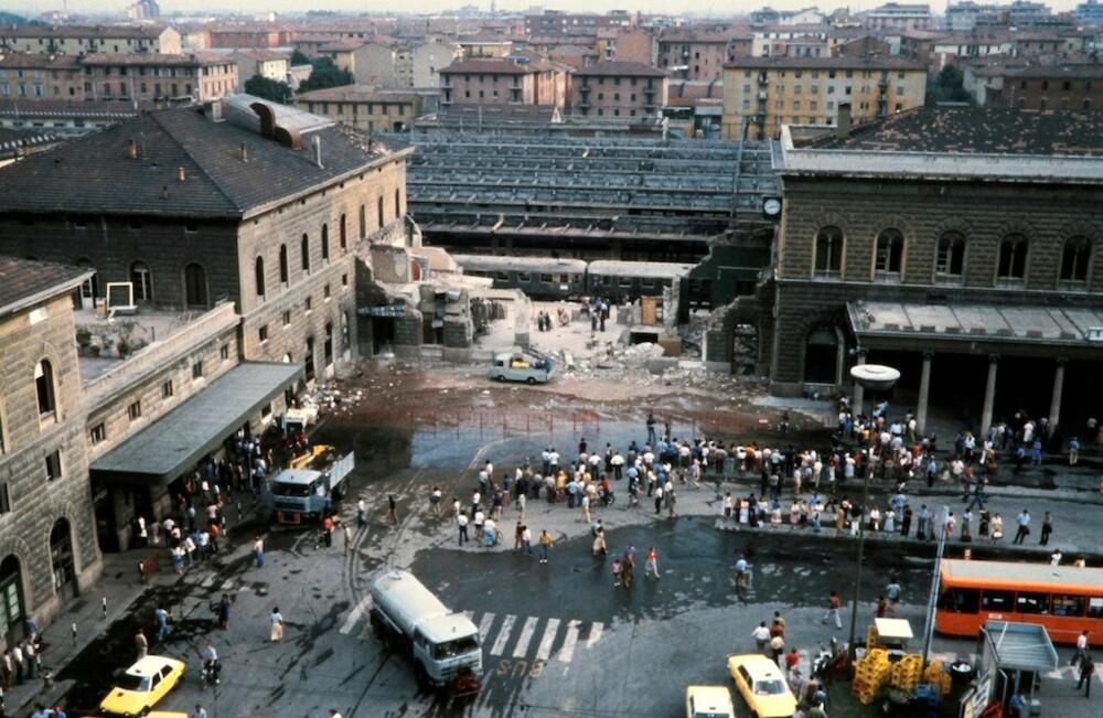 Bologna, il 1980: Ustica e il 2 agosto