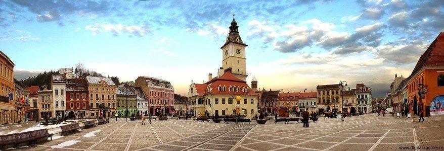 Romania e la Transilvania