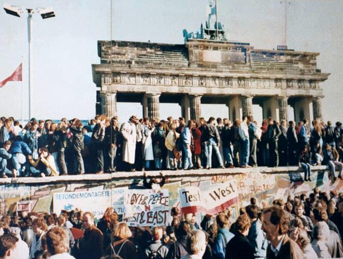 Berlino: la lunga notte della DDR