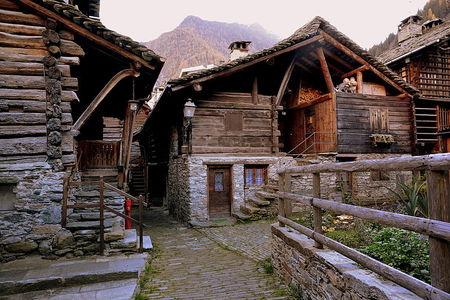 Valsesia - La Montagna dei Walser