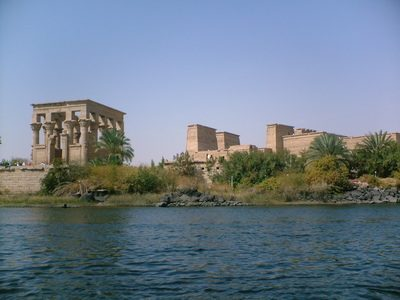 Egitto in felucca
