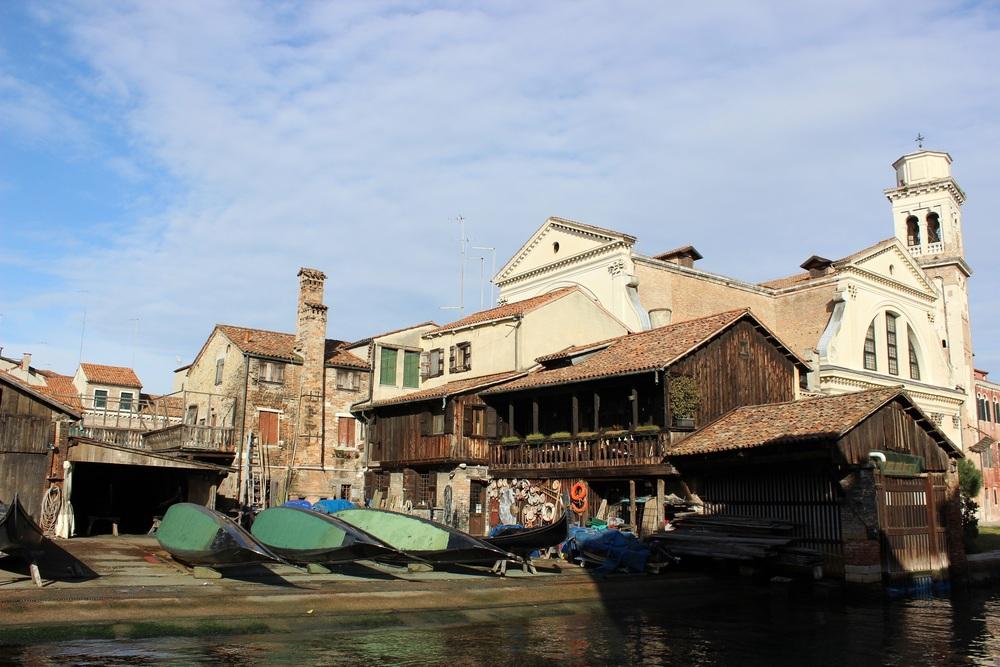 Veneto - Dal lago di Garda alla laguna di Venezia