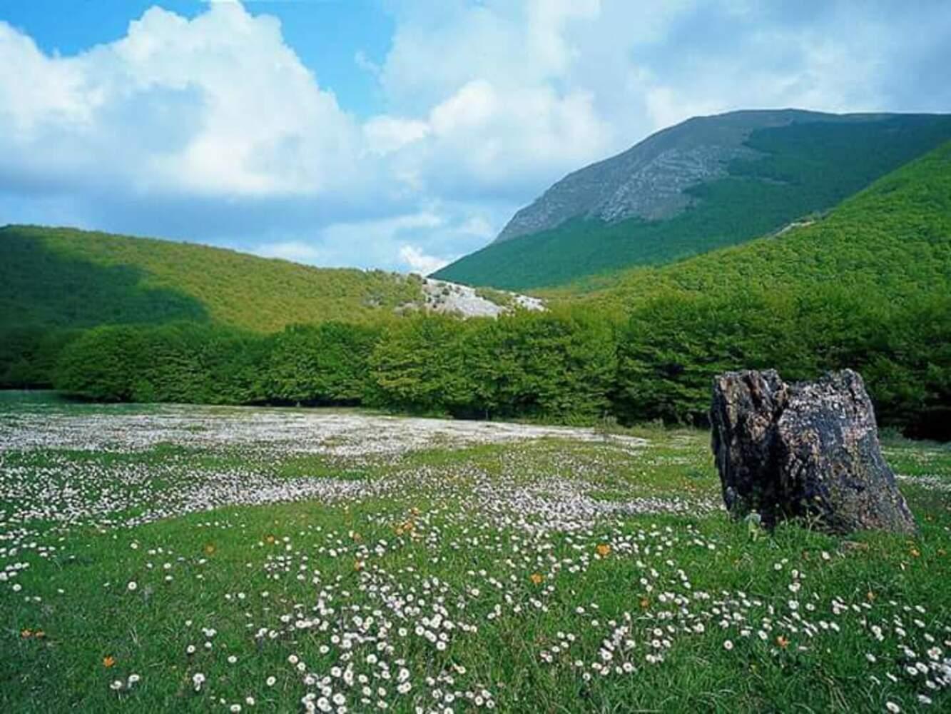 Umbria Gubbio e il parco del Monte Cucco