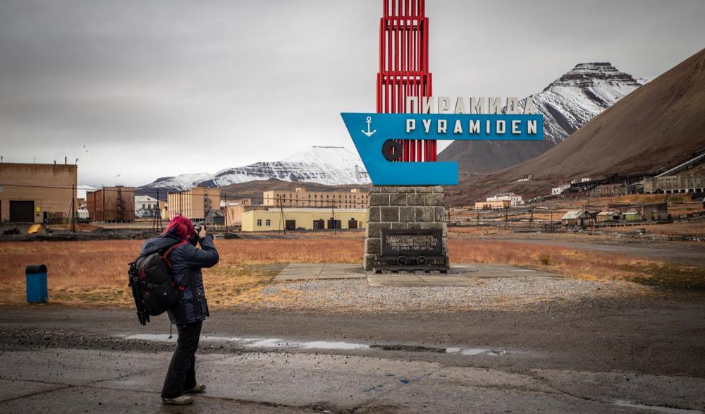 Norvegia - Pyramiden la città fantasma