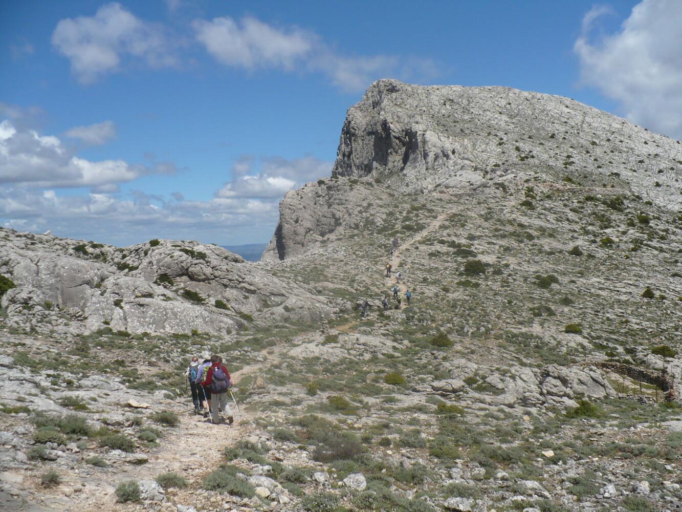Sardegna - trekking nel Supramonte