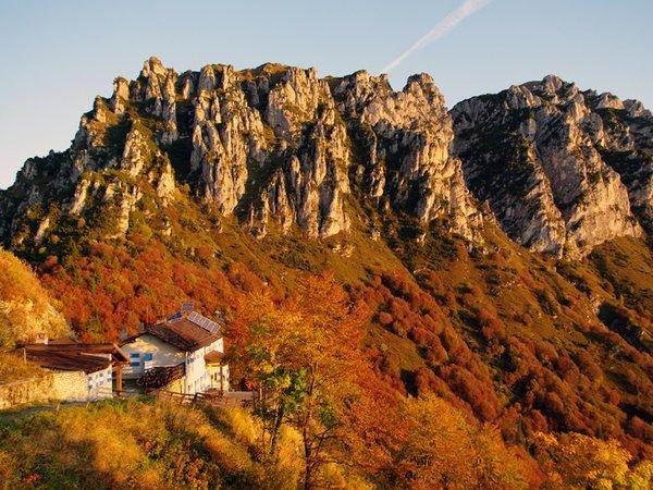 Trekking letterario Alpi Ledrensi