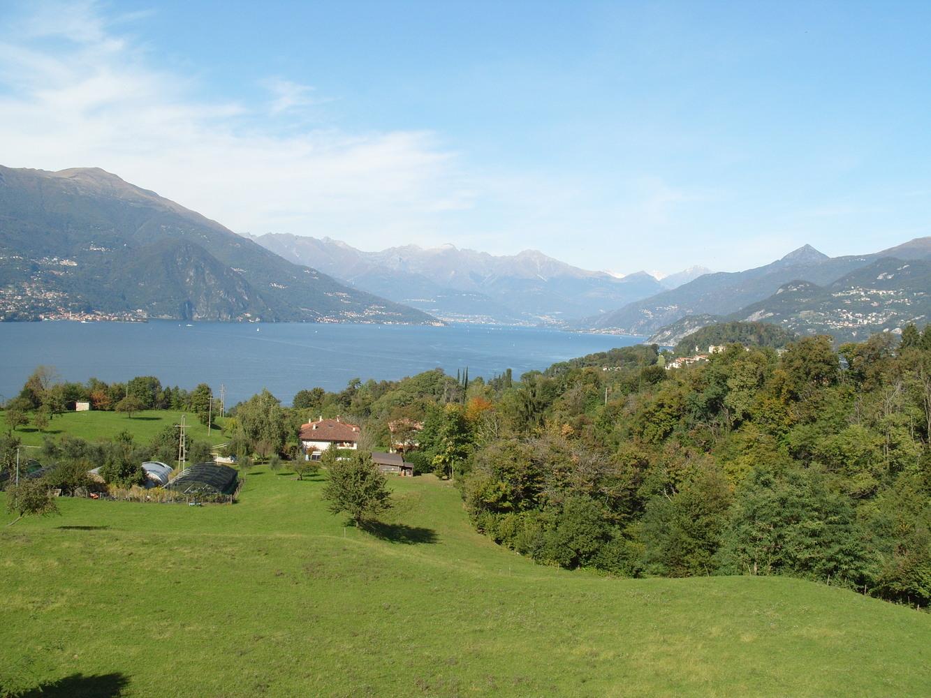 Lombardia: Lago di Como - Il sentiero del viandante