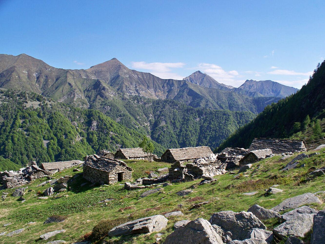 Piemonte: Val Grande - Ossola