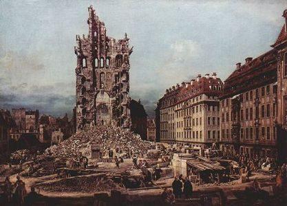 Praga, Terezin, Lidice e Dresda
