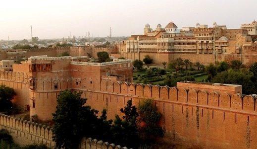 India - Il deserto del Rajasthan