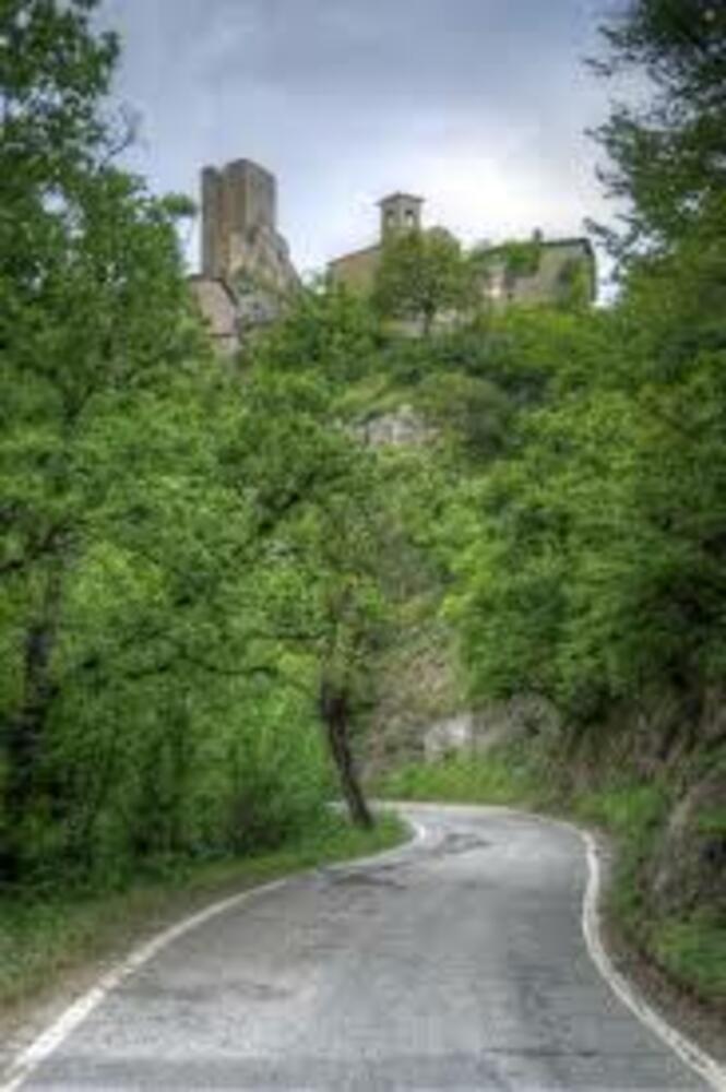 Emilia Romagna - Il sentiero di Matilde di Canossa