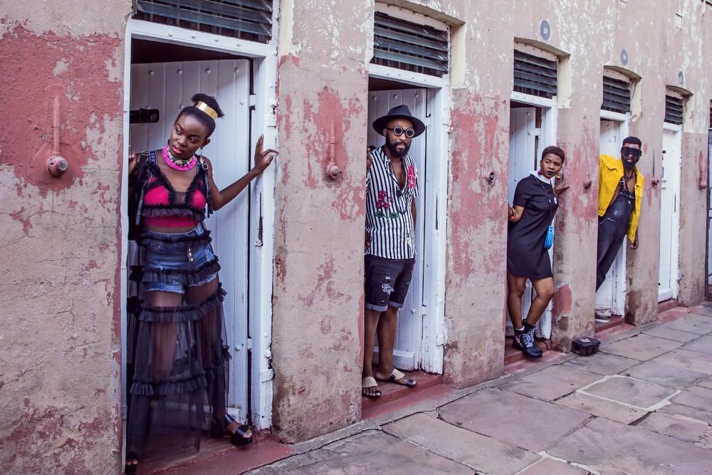 Sudafrica - Panorama sudafricano
