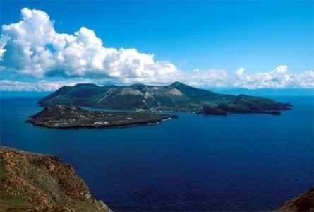 Isole Eolie in barca a vela