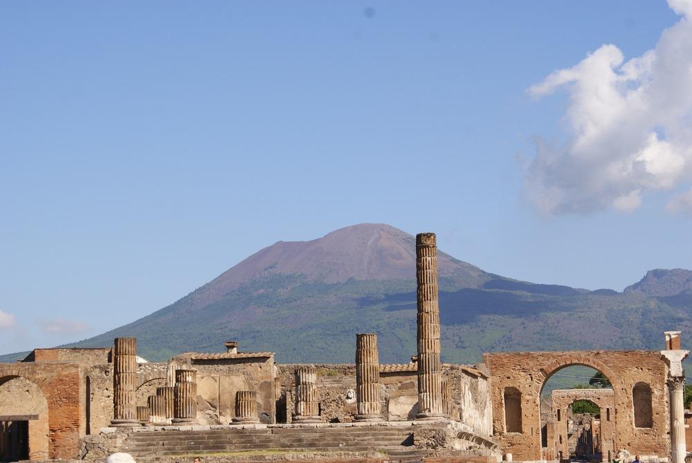 Campania - Il Parco archeologico di Pompei e i siti vesuviani