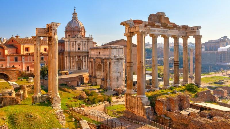 ROMA in 3 D