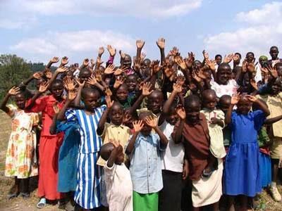 Burundi e i gorilla del Rwanda