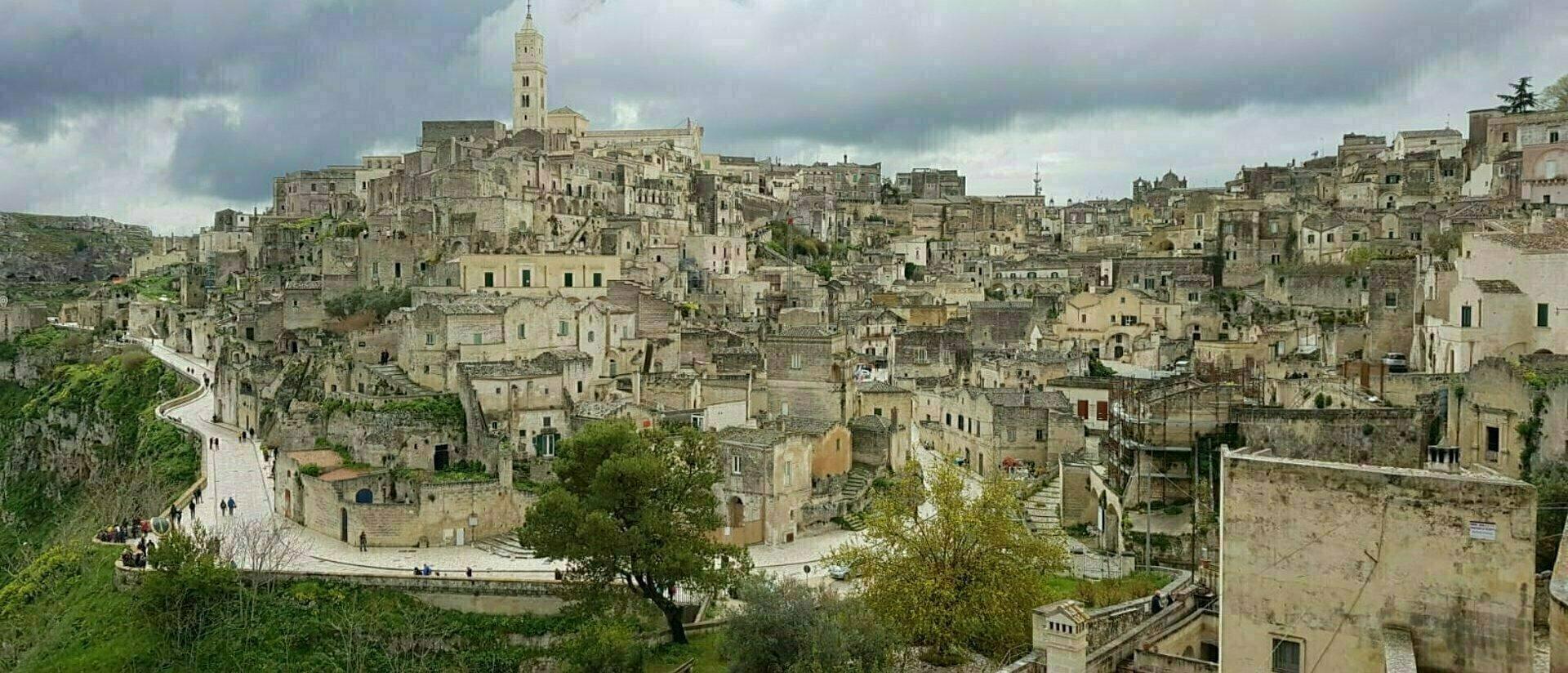 Matera - Itinerario alla scoperta della Basilicata e della Puglia
