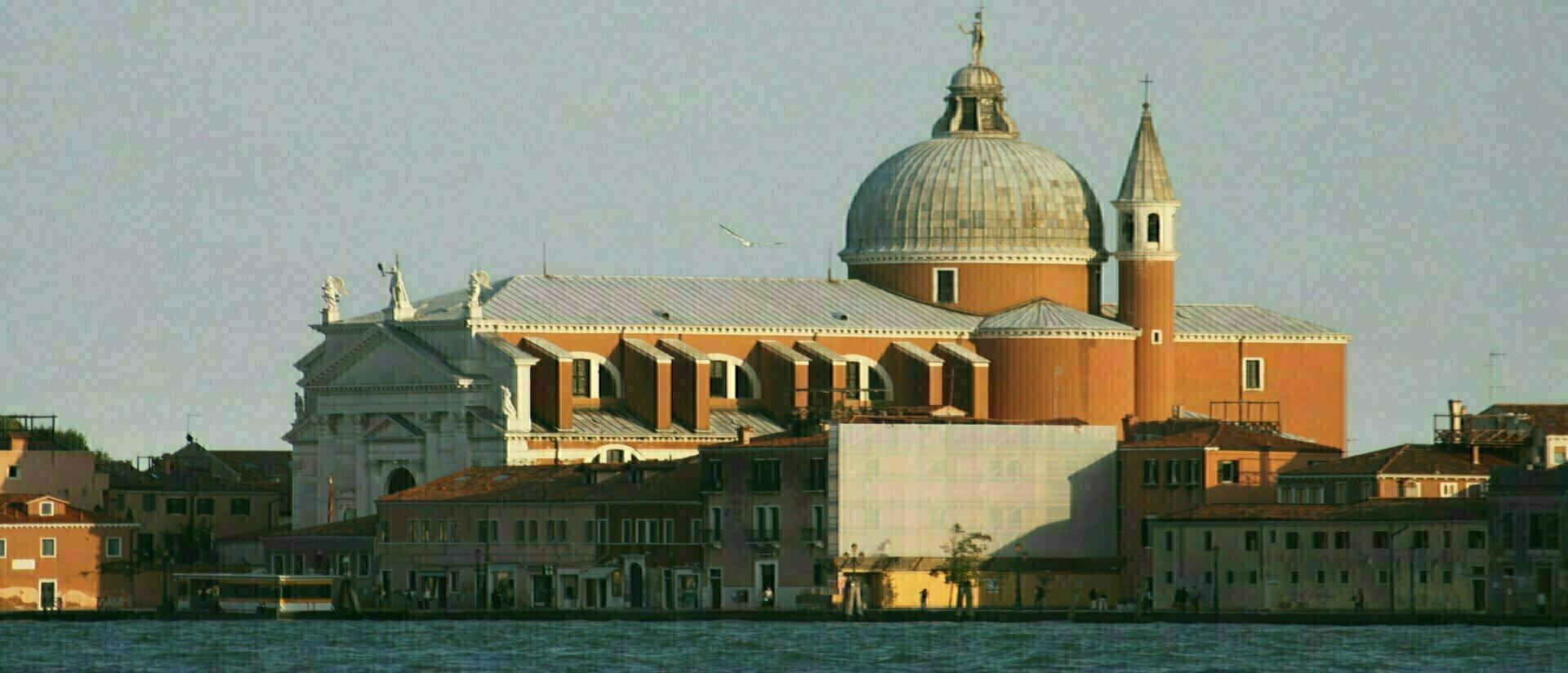 Venezia - tante isole che formano un pesce