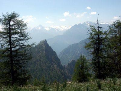 Piemonte: Val Maira - tour dell'Occitania