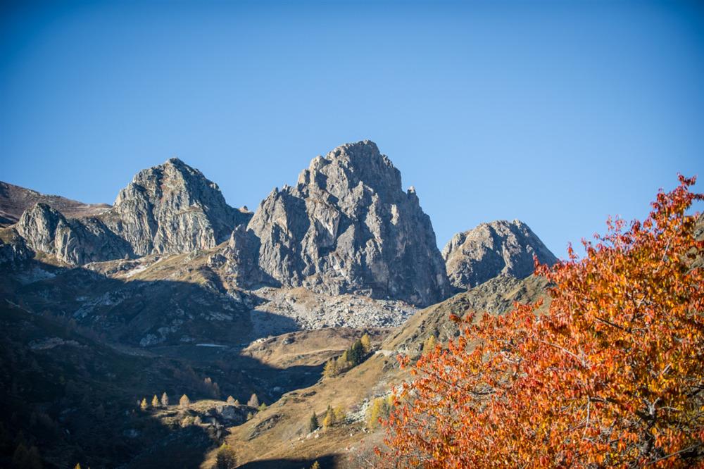 Piemonte: Valle Grana nel Paese senza tempo