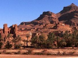 Marocco - le Dune degli Ebrei