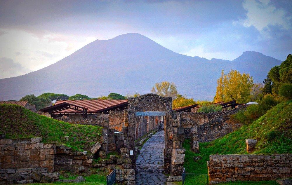 Campania: Il Parco archeologico di Pompei e i siti vesuviani